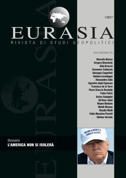 Copertina Eurasia - Numero 1 - 2017 - HD